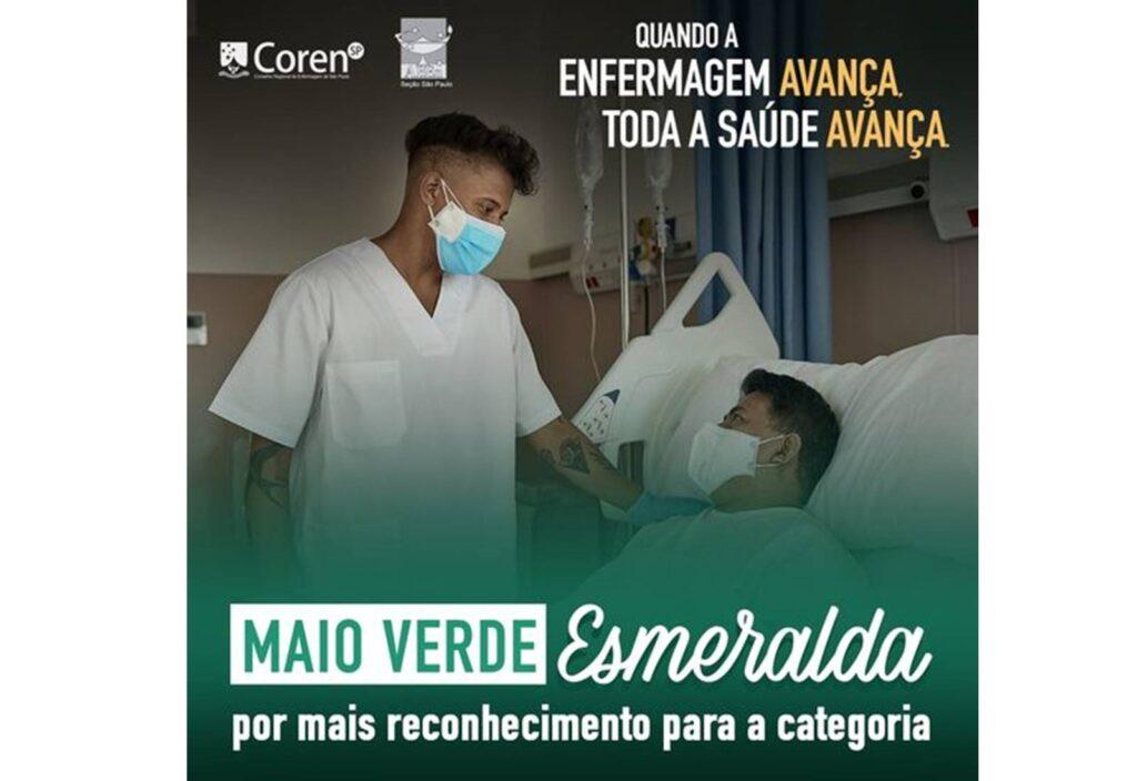 Maio verde Esmeralda
