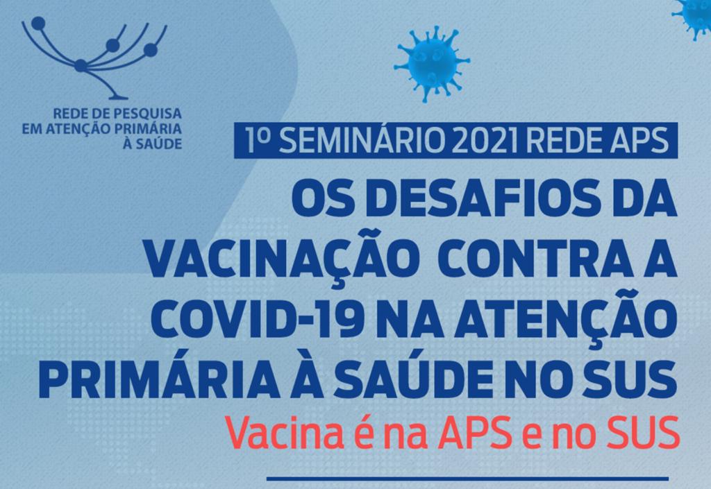 1 Seminário 2021 Rede APS